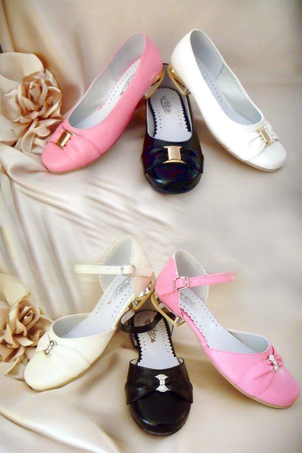 Buty dziewczęce kolorowe